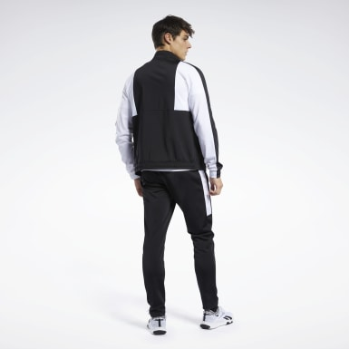 Men Fitness & Training Black Meet You There Track Suit