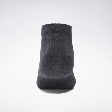 Calcetines de corte bajo Active Core - 6 pares Negro Fitness & Training