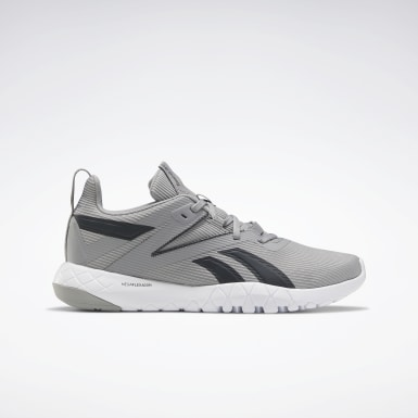 Men Fitness & Training Grey Mega Flexagon Shoes