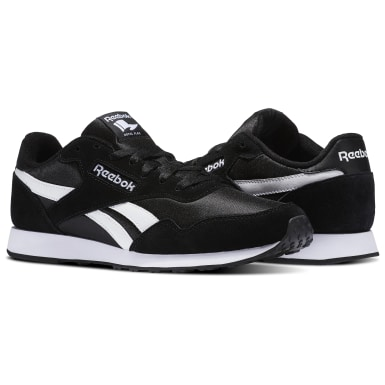 Heren Classics Zwart Reebok Royal Ultra