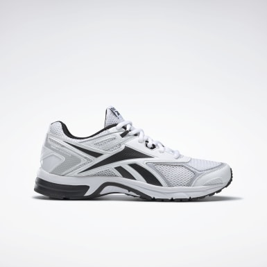 Running White Reebok Quick Chase Shoes