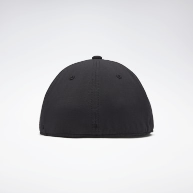 Gorra CrossFit® A-Flex Negro Cross Training