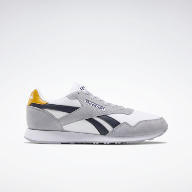 Men Classics White Reebok Royal Ultra Shoes