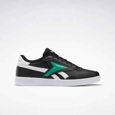 Heren Classics Zwart Reebok Royal Techque T Schoenen