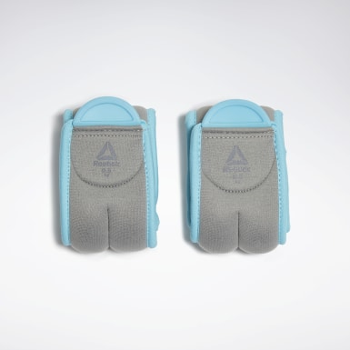 Fitness & Training Grey Ankle Weights - 0.5 KG