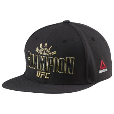Combat Black UFC Champion Cap