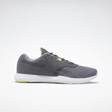 Men Fitness & Training Grey Reebok Reago Essentials 2.0 Shoes
