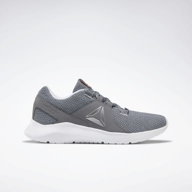 Women Running Grey Reebok EnergyLux Shoes