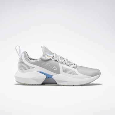 Running Grey Sole Fury TS Shoes
