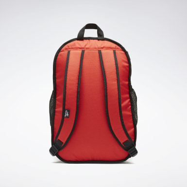 Training Red Workout Ready Active Backpack