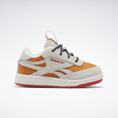 Kids Classics Beige Club C Revenge Shoes
