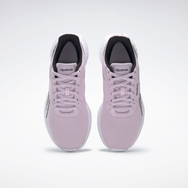 Women Running Pink Reebok Lite 2.0 Shoes