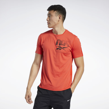 Men HIIT ACTIVCHILL Graphic Move Tee