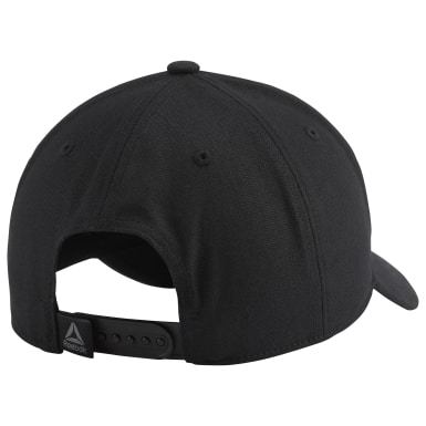 Fitness & Training Black Active Enhanced Baseball Cap