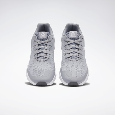 Men Running Grey Reebok Runner 3.0 Shoes