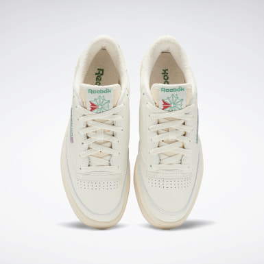 Men Classics White Club C 85 Vintage Men's Shoes