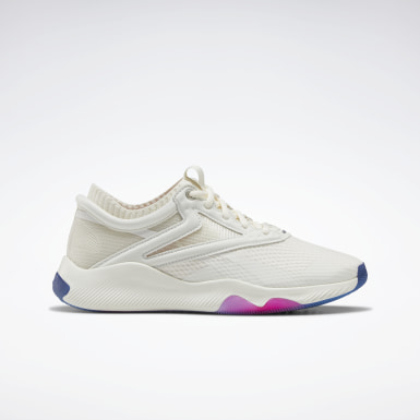Women Training White Reebok HIIT Shoes