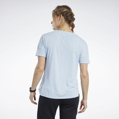 Women Fitness & Training ACTIVCHILL+COTTON Tee