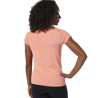 Women Training Pink ACTIVCHILL Vent Tee