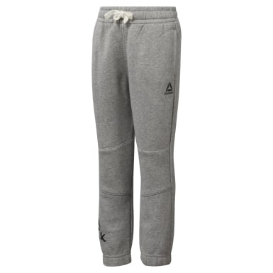 Men Training Grey Boys Elements Fleece Pant