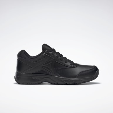 Männer Walking Reebok Work N Cushion 3.0 Schwarz