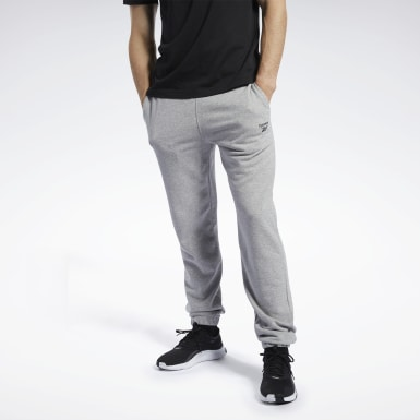 Men Training Grey Training Essentials Pants