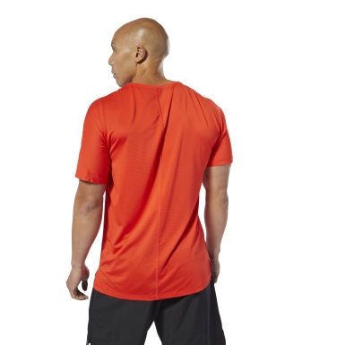 Men Training Red Training ACTIVCHILL Move Tee