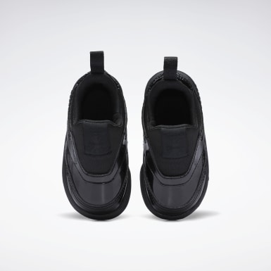 Club C Cardi Slip on III Noir Infants Classics