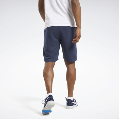 Shorts Training Essentials Azul Homem Fitness & Training
