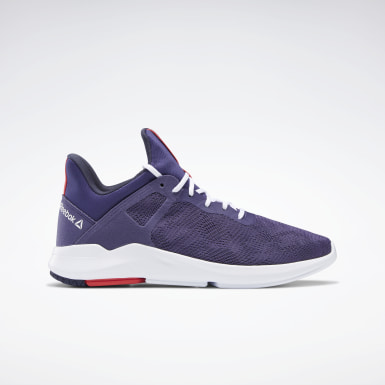 Women Training Purple Reebok Gazura Women's Training Shoes