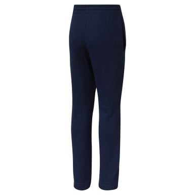 Girls Training Blue Girls Elements French Terry Pant