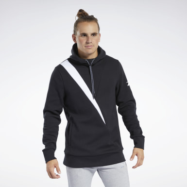 Heren Fitness & Training Zwart Archive Evolution Hoodie