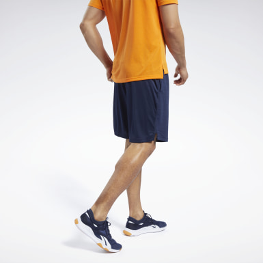 Short ACTIVCHILL Workout Ready Blue Hommes Entraînement