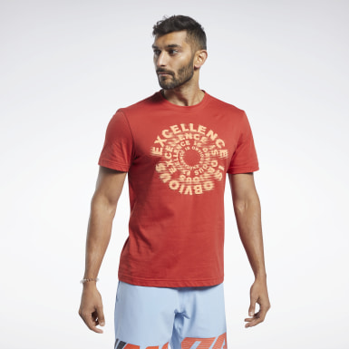 Herr Cross Training Reebok CrossFit® Excellence Tee