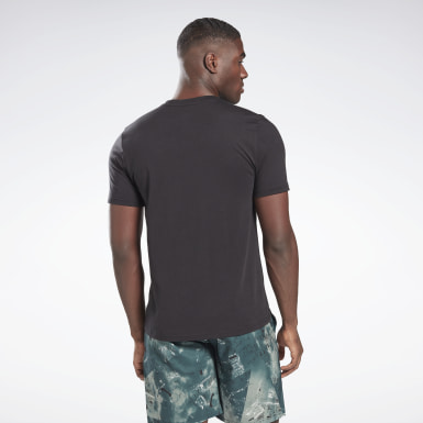 Playera Speedwick Move Negro Hombre Fitness & Training