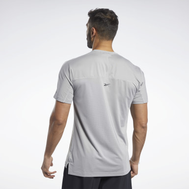Mænd Hiking Grey ACTIVCHILL Move Tee