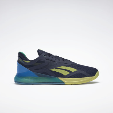 Männer Cross Training Nano X Shoes Blau