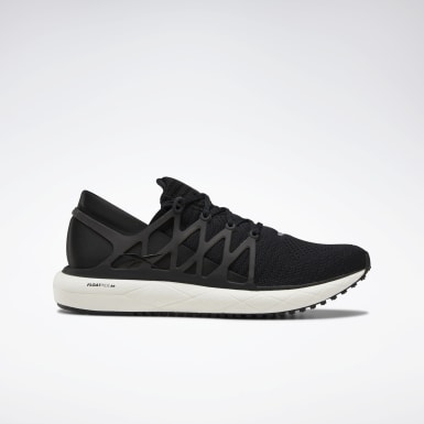 Men Running Black Floatride Run 2.0 Shoes