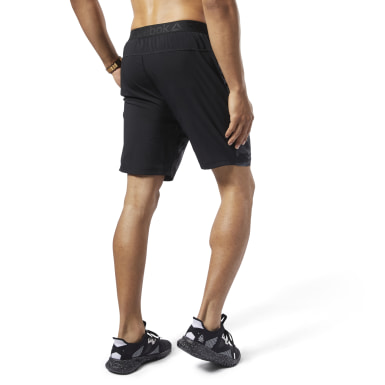 WOR COMM GRAPHIC SHORT Negro Hombre Fitness & Training