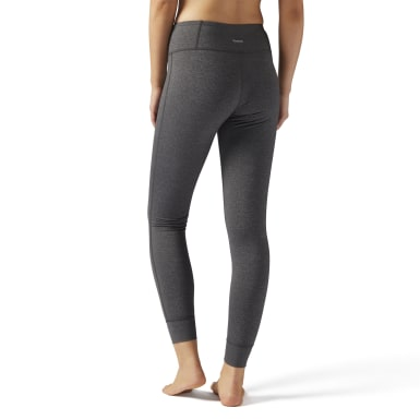 Women Fitness & Training Grey Lux Legging