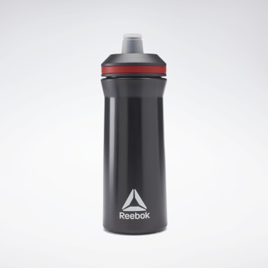 Fitness & Training Black Water Bottle Black