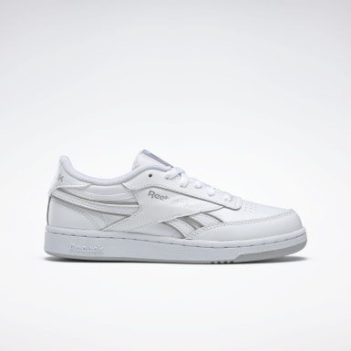 Boys Classics White Club C Revenge Shoes