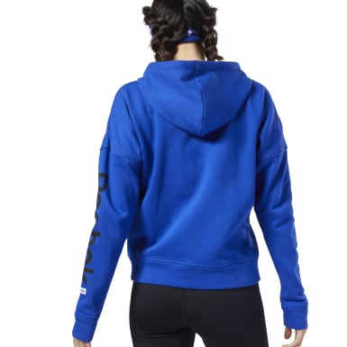 Training Essentials Sweatshirt met Rits