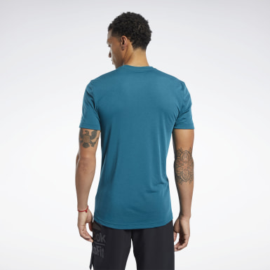 Herr Cross Training Reebok CrossFit® Read Tee