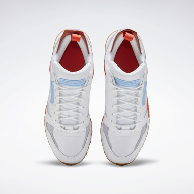 белый Кроссовки Reebok Classic Leather Ree:Dux