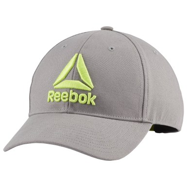 Training Grey Active Enhanced Baseball Cap