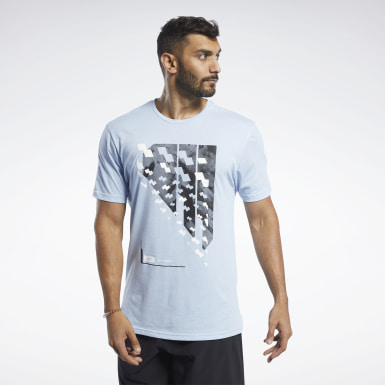 Heren Fitness & Training ACTIVCHILL+COTTON T-shirt