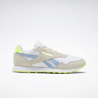 Women Classics White Reebok Royal Ultra Shoes