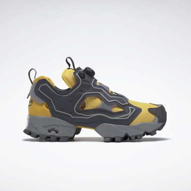 Classics Yellow InstaPump Fury Trail Shroud Shoes