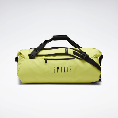 Training Yellow Active Enhanced Convertible Grip Bag